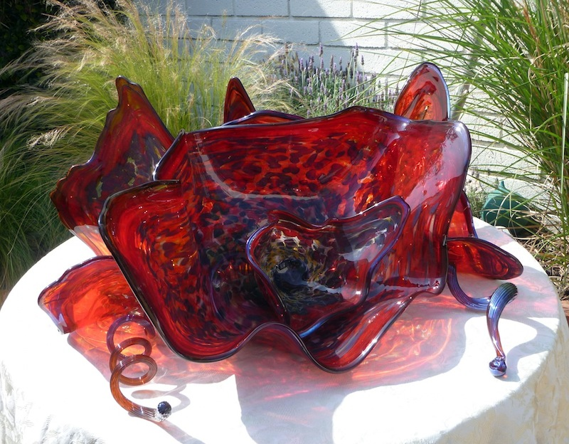Glass Art Opiata